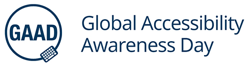 GAAD - global accessibility awareness day